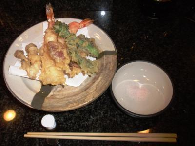 おがわランチ天ぷら