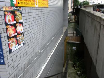 ラージャスターン2地下階段