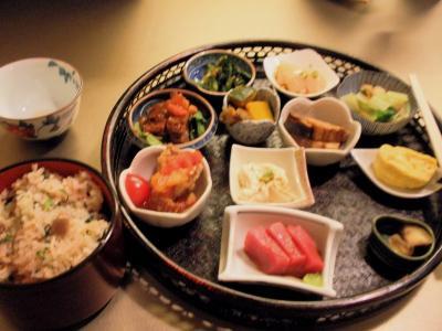 龍泉堂菜摘膳1,000円20090928