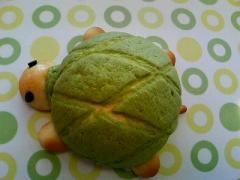 亀メロンパン