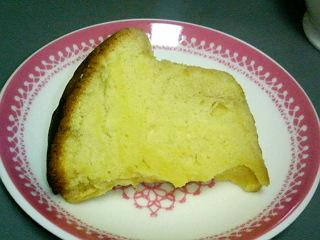初めてのシフォンケーキ