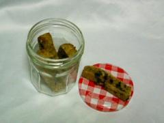 レシピ改良後卯の花ビスコッティ