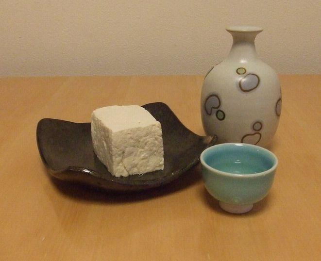 豆腐・徳利