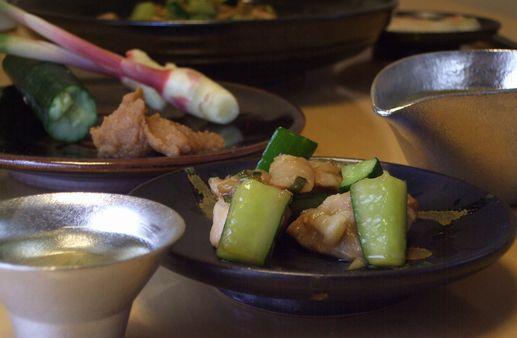 鶏肉ときゅうりの炒め物_090917
