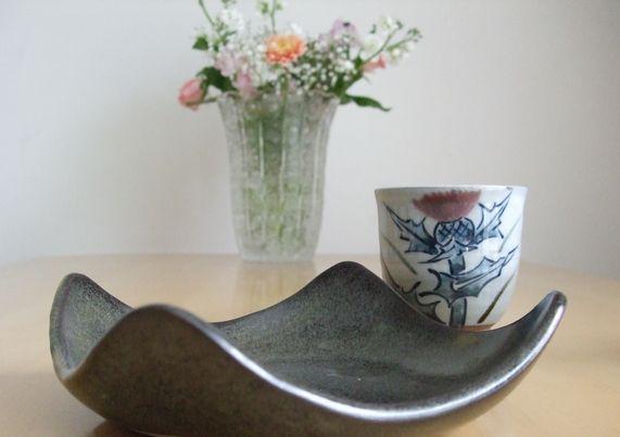 皿・あざみ茶碗・花瓶