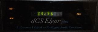 6 dCS Elgar 24bit 96kHz