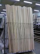 ファブリックパネルを作ろう!・枠に使う木
