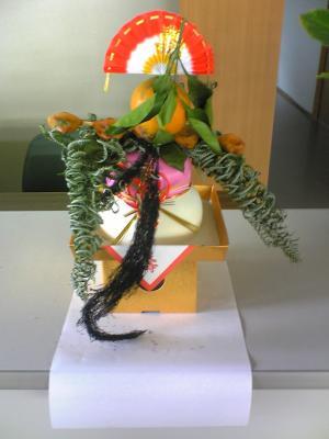 金沢の正月飾り