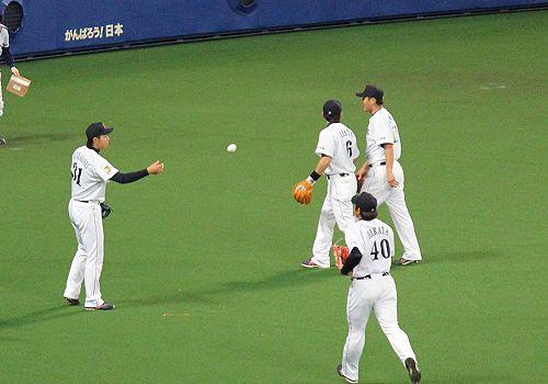 2012年3月31日 広島戦3