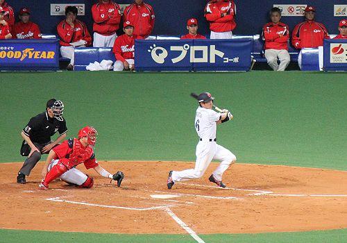 2012年3月31日 広島戦8