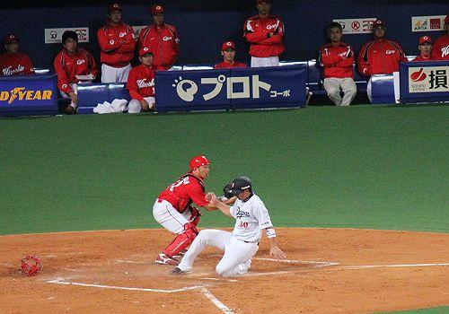 2012年3月31日 広島戦10