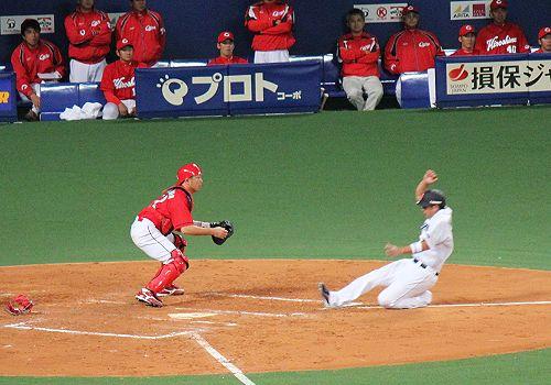 2012年3月31日 広島戦9