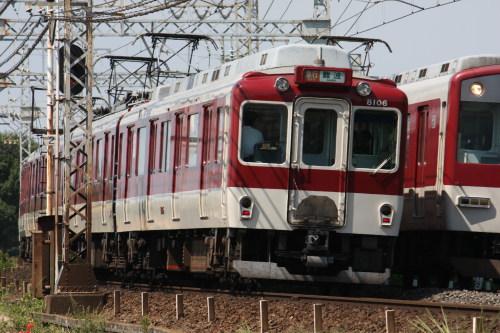 近鉄8600系8106-01