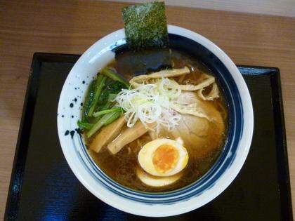 麺屋道神のラーメン