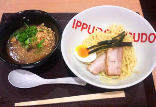 魚介豚骨_つけ麺