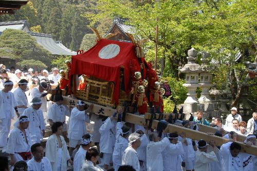 松尾神幸祭 10