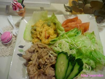 夕食2010.6.1