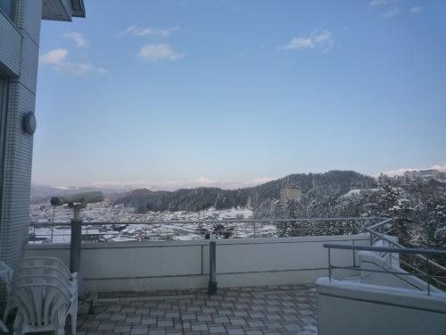 いいお天気