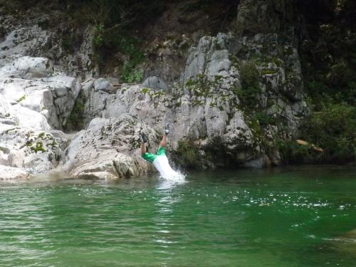 5 川遊び