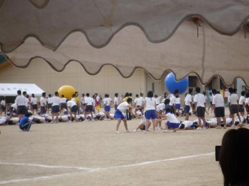1 中学体育祭