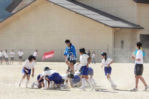 2 中学体育祭