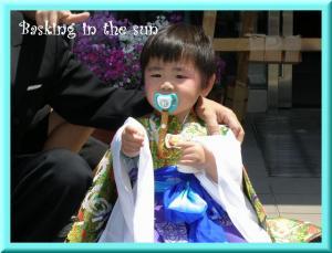 まさや八日市教堂お稚児さん2歳 (9)