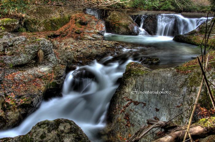 八重滝 猿飛滝