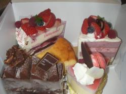 reneケーキ