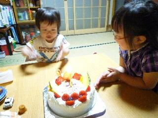 K太ケーキ2