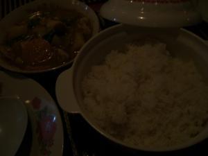 Dragon Guesthouse カンボジア風カレー