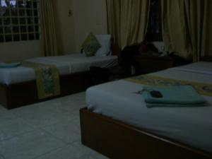Chenla guesthouse room