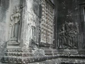 Angkor Wat 天女