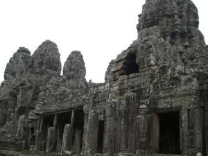 Angkor Tom & Bayon