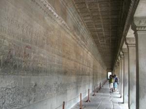 Angkor Wat 壁画
