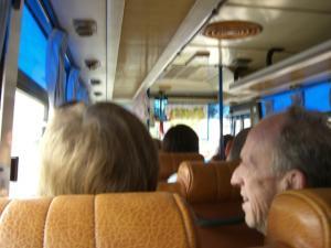 バンコクへのバス
