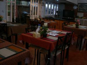 PU Guesthouse レストラン