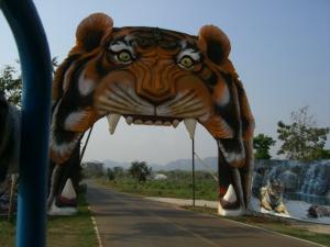 Tiger Temple 門