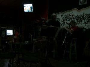 My corner bar