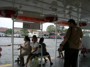 ワンラン行きのボート