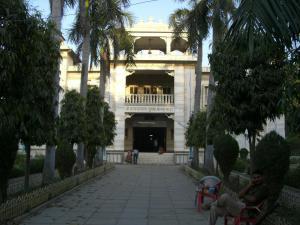 Tulsi Manas Mandir Temple