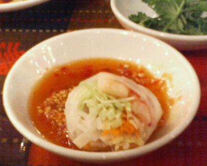 横浜DREAMでタイ料理満喫