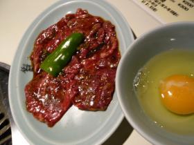 盛岡・食道園の冷麺2