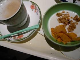 古牧温泉青森屋の朝食1