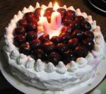 長女BDケーキ