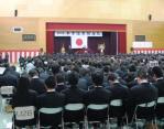 卒業式2010