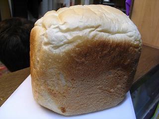 ホットケーキミックス食パン