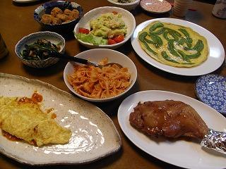 イヴの夕食