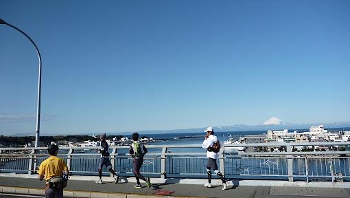 走って城ヶ島へ