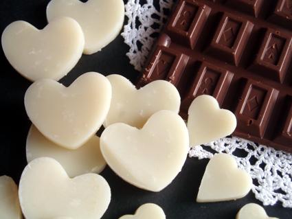 バレンタインのチョコ石鹸03