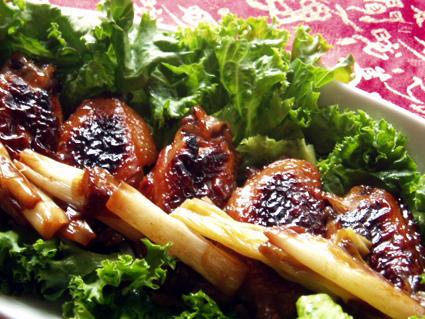 鶏肉の紹興酒 土鍋煮込み01